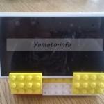 【自作5分】簡単にiPhone6sスタンドをレゴで作ってみた!