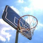 バスケのバックボード交換方法「SPALDINGハイライトコンポジット」に取り替え